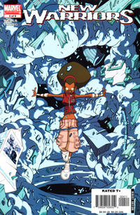 Cover Thumbnail for New Warriors (Marvel, 2005 series) #4