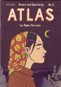 Cover Thumbnail for Atlas (Drawn & Quarterly, 2001 series) #2
