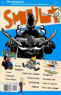 Cover Thumbnail for Smult (Bladkompaniet / Schibsted, 2002 series) #6/2002