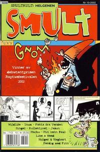 Cover Thumbnail for Smult (Bladkompaniet / Schibsted, 2002 series) #10/2002