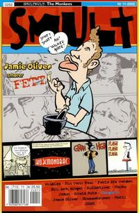 Cover Thumbnail for Smult (Bladkompaniet / Schibsted, 2002 series) #11/2002