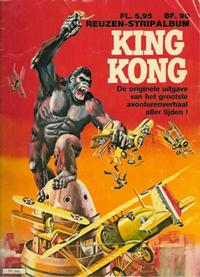 Cover Thumbnail for King Kong (De Vrijbuiter, 1977 series)