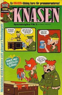 Cover Thumbnail for Knasen specialutgåva (Semic, 1996 series) #3
