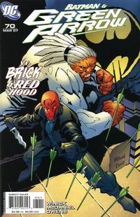 Cover Thumbnail for Green Arrow (DC, 2001 series) #70