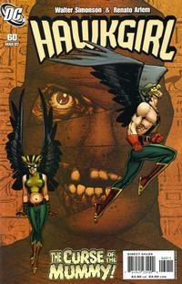 Cover Thumbnail for Hawkgirl (DC, 2006 series) #60