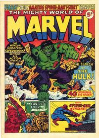Cover Thumbnail for The Mighty World of Marvel (Marvel UK, 1972 series) #2