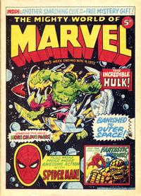 Cover Thumbnail for The Mighty World of Marvel (Marvel UK, 1972 series) #5