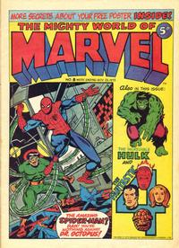 Cover Thumbnail for The Mighty World of Marvel (Marvel UK, 1972 series) #8