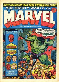 Cover Thumbnail for The Mighty World of Marvel (Marvel UK, 1972 series) #9