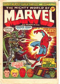 Cover Thumbnail for The Mighty World of Marvel (Marvel UK, 1972 series) #15