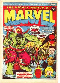 Cover Thumbnail for The Mighty World of Marvel (Marvel UK, 1972 series) #16