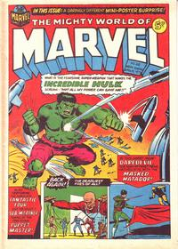 Cover Thumbnail for The Mighty World of Marvel (Marvel UK, 1972 series) #28