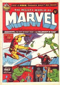 Cover Thumbnail for The Mighty World of Marvel (Marvel UK, 1972 series) #30