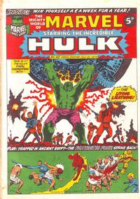 Cover Thumbnail for The Mighty World of Marvel (Marvel UK, 1972 series) #42