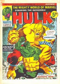 Cover Thumbnail for The Mighty World of Marvel (Marvel UK, 1972 series) #56
