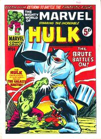 Cover Thumbnail for The Mighty World of Marvel (Marvel UK, 1972 series) #64