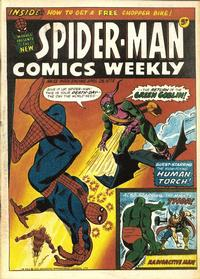 Cover Thumbnail for Spider-Man Comics Weekly (Marvel UK, 1973 series) #11