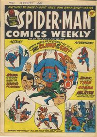 Cover for Spider-Man Comics Weekly (Marvel UK, 1973 series) #24