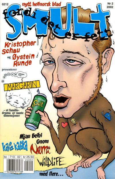 Cover for Smult (Bladkompaniet / Schibsted, 2002 series) #2/2002