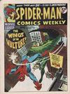 Cover for Spider-Man Comics Weekly (Marvel UK, 1973 series) #42