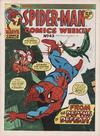 Cover for Spider-Man Comics Weekly (Marvel UK, 1973 series) #43