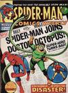 Cover for Spider-Man Comics Weekly (Marvel UK, 1973 series) #50