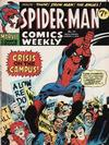 Cover for Spider-Man Comics Weekly (Marvel UK, 1973 series) #77