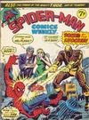 Cover for Spider-Man Comics Weekly (Marvel UK, 1973 series) #85