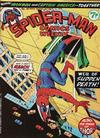 Cover for Spider-Man Comics Weekly (Marvel UK, 1973 series) #87