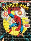 Cover for Spider-Man Comics Weekly (Marvel UK, 1973 series) #88
