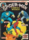 Cover for Spider-Man Comics Weekly (Marvel UK, 1973 series) #90