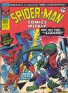 Cover for Spider-Man Comics Weekly (Marvel UK, 1973 series) #93