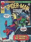 Cover for Spider-Man Comics Weekly (Marvel UK, 1973 series) #97