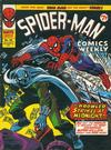 Cover for Spider-Man Comics Weekly (Marvel UK, 1973 series) #98