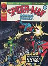 Cover for Spider-Man Comics Weekly (Marvel UK, 1973 series) #102
