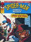Cover for Spider-Man Comics Weekly (Marvel UK, 1973 series) #103