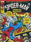 Cover for Spider-Man Comics Weekly (Marvel UK, 1973 series) #107
