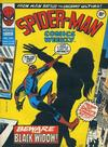 Cover for Spider-Man Comics Weekly (Marvel UK, 1973 series) #109