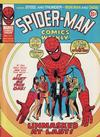 Cover for Spider-Man Comics Weekly (Marvel UK, 1973 series) #111