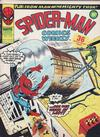 Cover for Spider-Man Comics Weekly (Marvel UK, 1973 series) #113