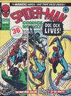 Cover for Spider-Man Comics Weekly (Marvel UK, 1973 series) #116