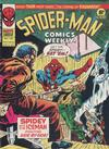 Cover for Spider-Man Comics Weekly (Marvel UK, 1973 series) #122