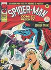 Cover for Spider-Man Comics Weekly (Marvel UK, 1973 series) #123