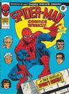 Cover for Spider-Man Comics Weekly (Marvel UK, 1973 series) #125