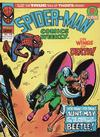 Cover for Spider-Man Comics Weekly (Marvel UK, 1973 series) #126