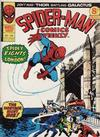 Cover for Spider-Man Comics Weekly (Marvel UK, 1973 series) #128