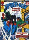 Cover for Spider-Man Comics Weekly (Marvel UK, 1973 series) #129