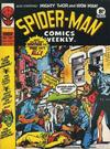 Cover for Spider-Man Comics Weekly (Marvel UK, 1973 series) #130