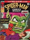 Cover for Spider-Man Comics Weekly (Marvel UK, 1973 series) #133