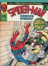 Cover for Spider-Man Comics Weekly (Marvel UK, 1973 series) #134